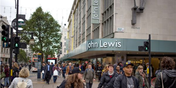 John Lewis store closures affect brand health