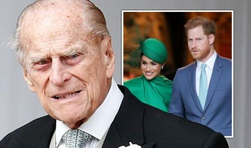 Prince Philip fury: Duke to tell Meghan and Harry 'stop being so ridiculous' says expert