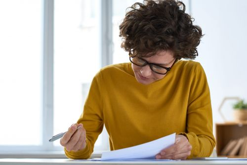 How to fill out a money order and send a payment securely