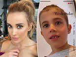 Rebecca Judd's five-year-old son is already using the F-word at home