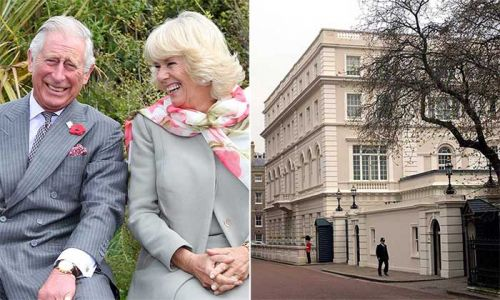 Fans notice hilarious feature inside Prince Charles and Camilla's home