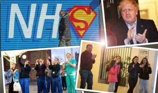 UK to come together for huge nationwide clap to celebrate 72nd anniversary of NHS at 5pm