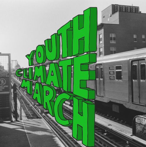 Youth Climate March in NYC