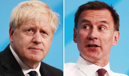 Boris Johnson 'to humiliate Jeremy Hunt and SACK Foreign Secretary' if he becomes PM