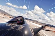 Flying electric car race series takes big step towards fruition