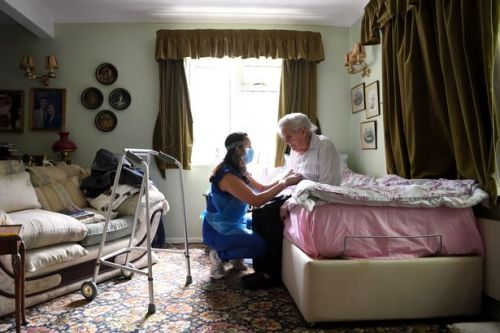 Scots care home residents allowed more visits from friends and family