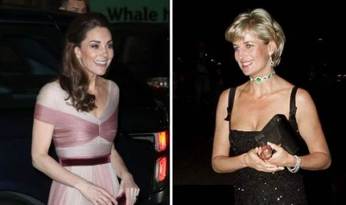 The sweet way Kate pays tribute to Princess Diana revealed - 'The epitome of elegance'