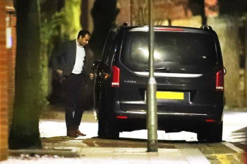 Arsenal chief leaves Mikel Arteta's mansion in early hours amid manager search