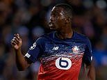 Tottenham 'launch bid for Manchester United and Real Madrid target Boubakary Soumare'