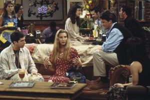 Matthew Perry once gifted Lisa Kudrow an iconic piece of the Friends set as a sweet present