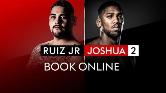 Anthony Joshua vs Andy Ruiz Jr. 2 live stream: how to watch the boxing right now