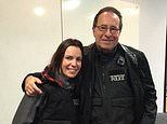 Bestselling crime writer Peter James reveals his wife's creepy encounter on Strava inspired new book
