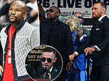 Floyd Mayweather hits out at Conor McGregor's 'disrespectful' dance boy comment ahead of 2017 fight