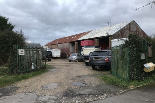 New homes plan for old factory in Dorchester