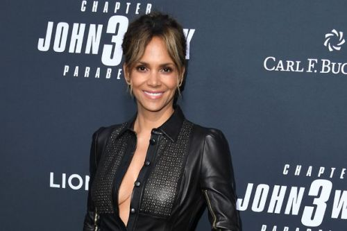 Halle Berry hits back after she's trolled for letting son, six, wear high heels
