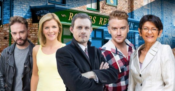 Coronation Street and Emmerdale cast reach 'financial deal' as soaps are shut down
