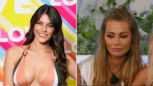Love Island's Shaughna Phillips leaves fans screaming with hilarious reaction to new girl Rebecca Gormley