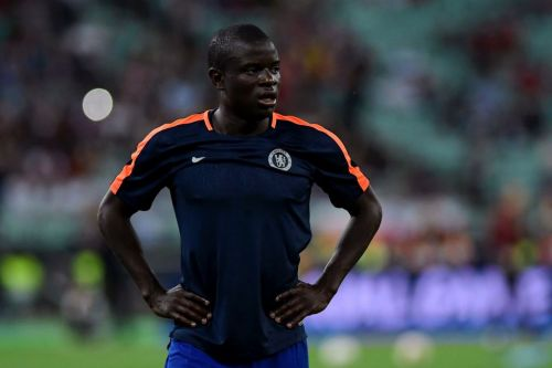 Frank Lampard delivers fitness update on N'Golo Kante ahead of Chelsea's tour to Japan