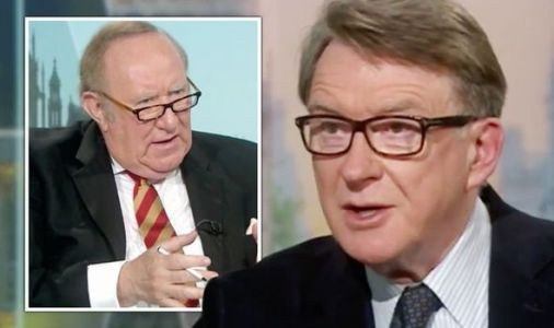 He STILL doesn't get it! Peter Mandelson says UK could rejoin the EU after Brexit