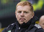 'Somebody within the club is doing us in': Celtic boss Neil Lennon disgusted by team leak
