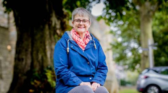 Margaret Ritchie: 'My title in the House of Lords will reflect Downpatrick, where I was born, and also my belief in political bridge-building. the area is a hallmark for that ethos'