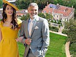 George Clooney, 59, sheds light on lockdown with Amal, 42, and the twins