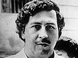 Pablo Escobar's nephew finds £14million in cash stashed in a wall at one of his houses