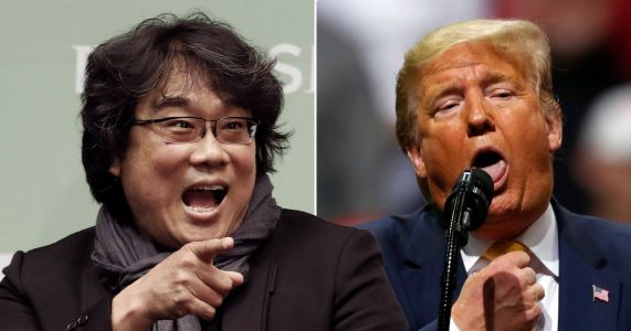 Donald Trump mocks Oscars 2020 winner Parasite because it's South Korean