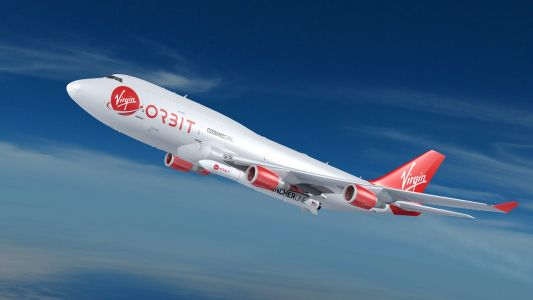 Virgin Orbit successfully dropped a rocket from a jumbo jet and ignited it, but its launch failed due to an 'anomaly'