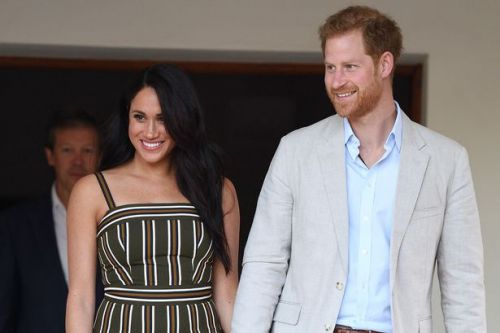 Meghan Markle and Prince Harry's dog's name revealed and it has special meaning