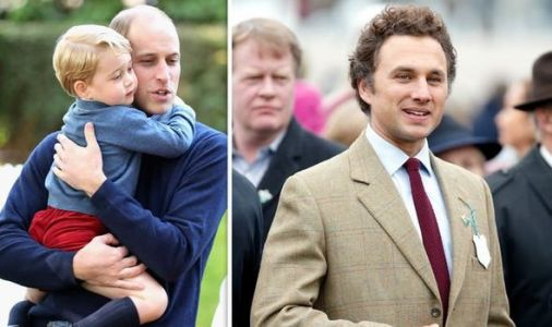 Royal matchmakers: Prince William's best friend to marry George's teacher