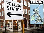 Parking app offers FREE spaces close to polling stations for general election