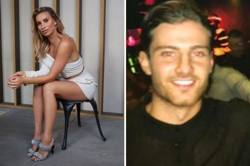 Ferne McCann reveals she's in love with new boyfriend Albie
