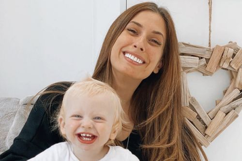 Stacey Solomon quits social media as she says son Rex is growing up 'so quickly'