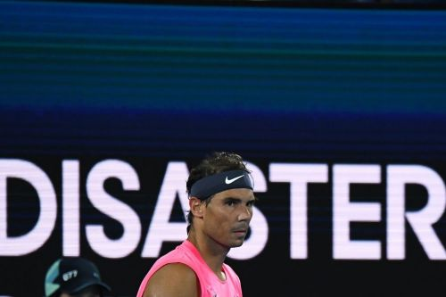 World number one Rafael Nadal knocked out of Australian Open by inspired Dominic Thiem