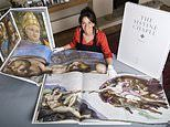Lavish art book is almost as much of a masterpiece as the Sistine Chapel it shows in heavenly detail