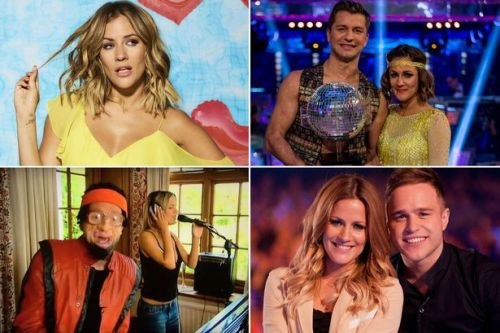 Caroline Flack's whirlwind career that sky-rocketed after her Love Island debut