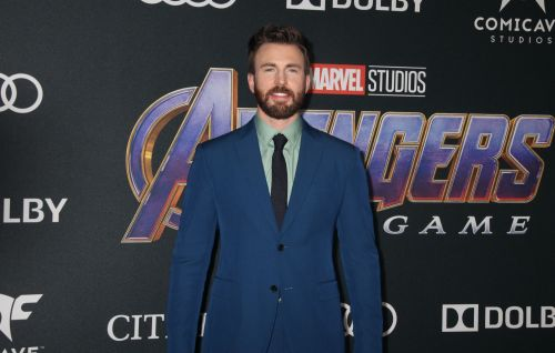 "Chris Evans recalls ""emotional"" moment watching 'Avengers: Endgame' for the first time"
