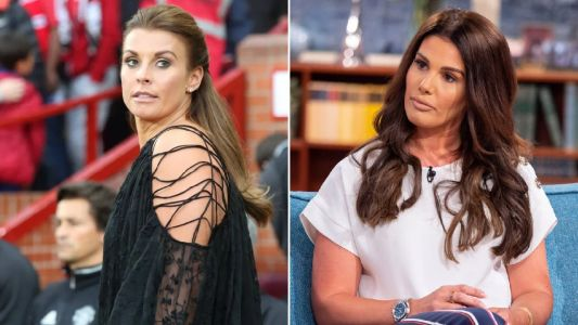 What has Coleen Rooney accused Rebekah Vardy of doing with her Instagram account?