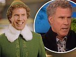 Will Ferrell distracts players at his sons' soccer matches because they realize he is Buddy the Elf