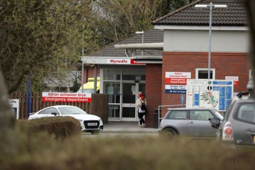 Nurse, 46, killed in 'hit and run' outside hospital where he worked