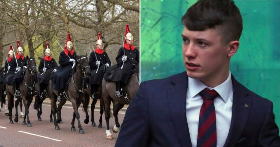Queen's Guard soldier spared jail after punching pregnant girl in stomach