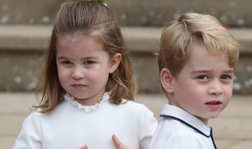 Princess Charlotte's personality could set her on a different path to Prince George