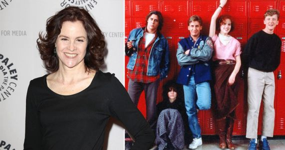 The Breakfast Club's Ally Sheedy insists film 'wouldn't be all white kids' if remade today as she calls for diversity
