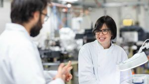 'There are so many outstanding women in science not getting the recognition they deserve'