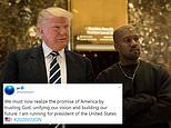 Kanye West 'bows out of presidential race' after exploring getting his name on Florida ballot