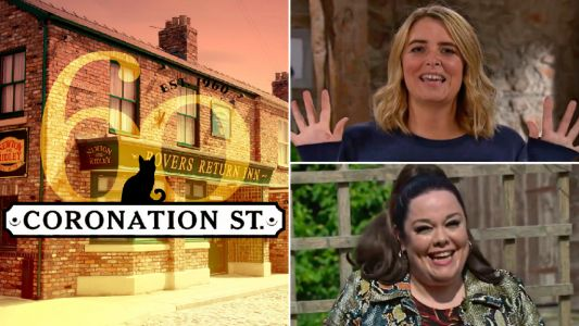 Emmerdale stars congratulate Coronation Street on 60th anniversary in touching new video