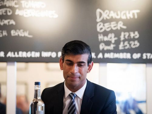 Rishi Sunak Needs to Get His Skates on to Save as Many Restaurants as Possible