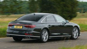 New Audi S8 2020 review