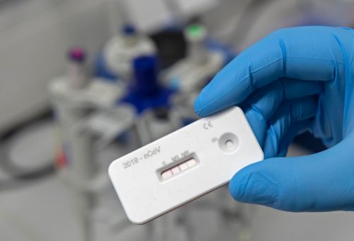 UK ordered millions of antibody tests but they're 'not good enough'